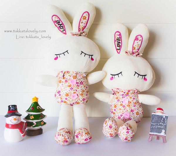 ตุ๊กตากระต่าย MOMO