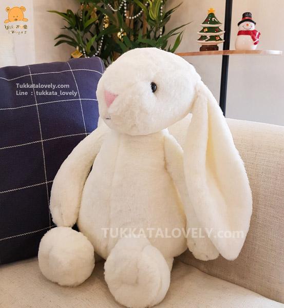 ตุ๊กตากระต่ายหูยาว (JellyCat-Cream)