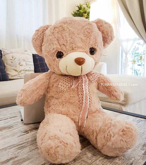 ตุ๊กตาหมีเท็ดดี้แบร์ 60cm