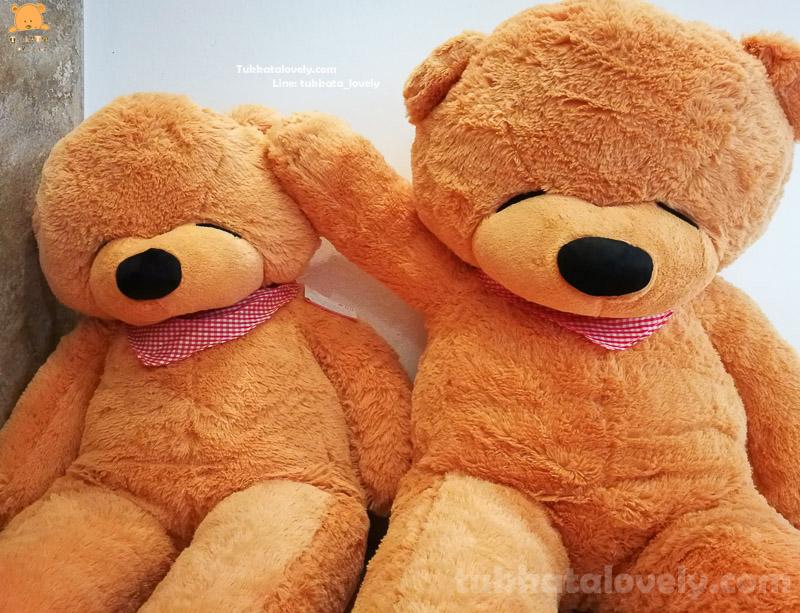 ตุ๊กตาหมีหลับ ขนาด 1.2 เมตร