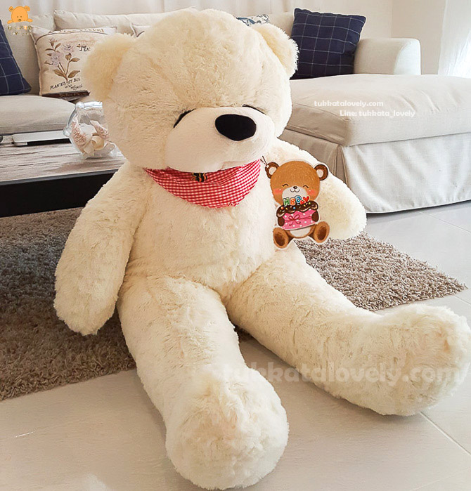 ตุ๊กตาหมีหลับ ขนาด 1.6 เมตร